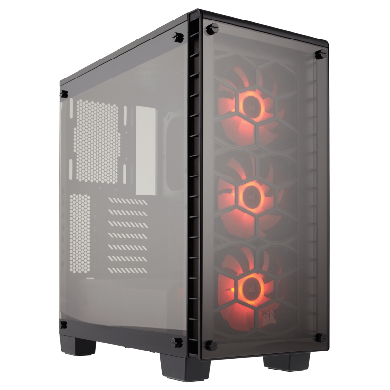 H700 Glass Red